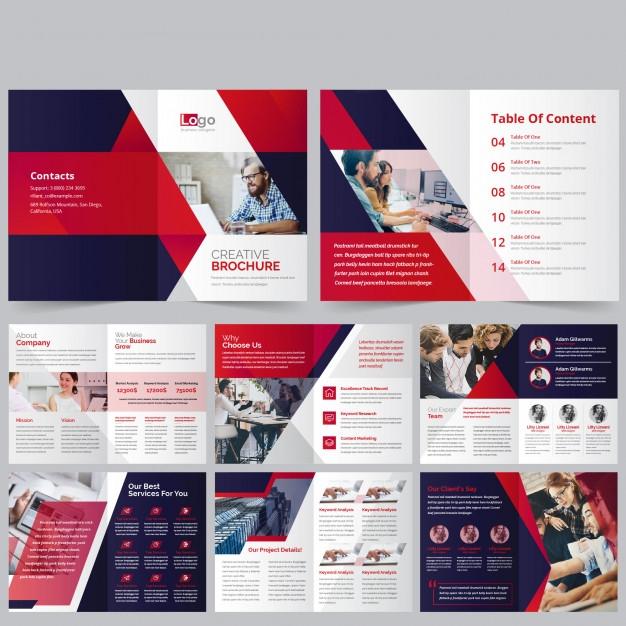 Company Profile Perusahaan Jasa Desain Grafis